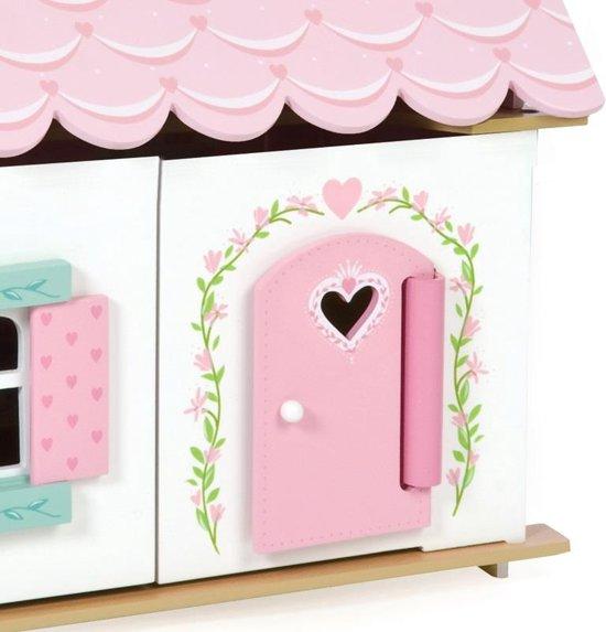 Le Toy Van Poppenhuis Lily's Cottage - Hout