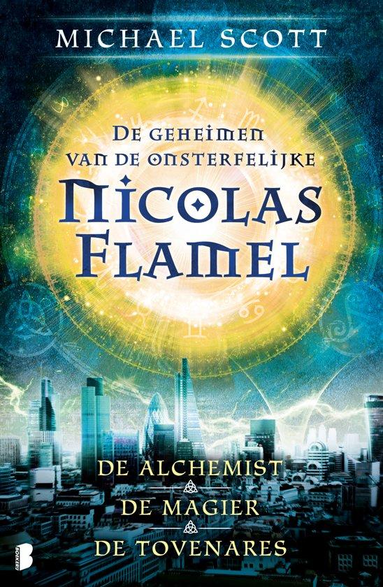 bol.com | De geheimen van de onsterfelijke Nicolas Flamel ...