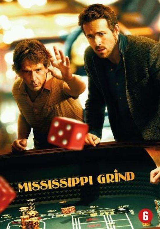 DVD cover van Mississippi Grind