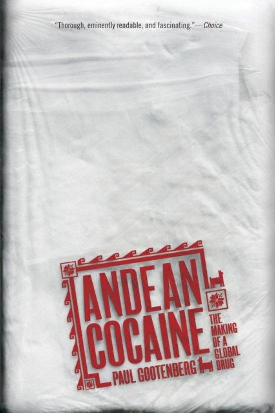 Bol Andean Cocaine 9780807859056 Paul Gootenberg Boeken