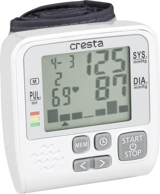 Cresta BPM158 - Bloeddrukmeter