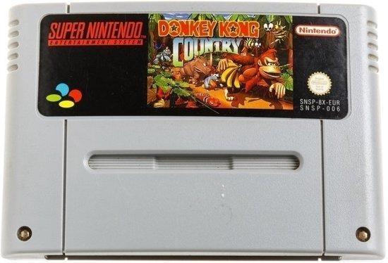 Donkey Kong Country - Super Nintendo [SNES] Game PAL