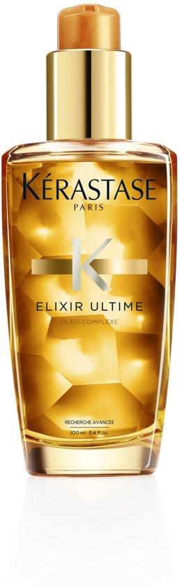Kérastase Elixir Ultime Huile Sublimatrice Multi-Usages Olie Alle Haartypen 100ml