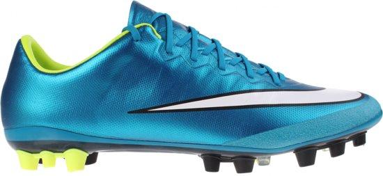 cheap for discount bb1cf c13e9 Nike Voetbalschoenen Mercurial Vapor X Agr Blauw Dames Mt 38.5