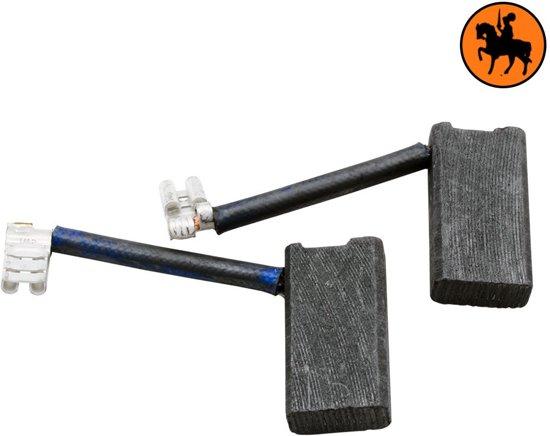 Koolborstelset voor DeWalt DW491A - 6,3x12,5x23,5mm