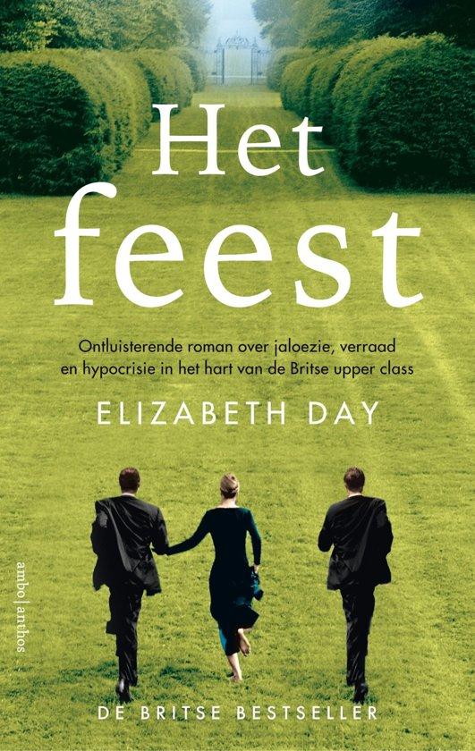 Boek cover Het feest van Elizabeth Day (Onbekend)