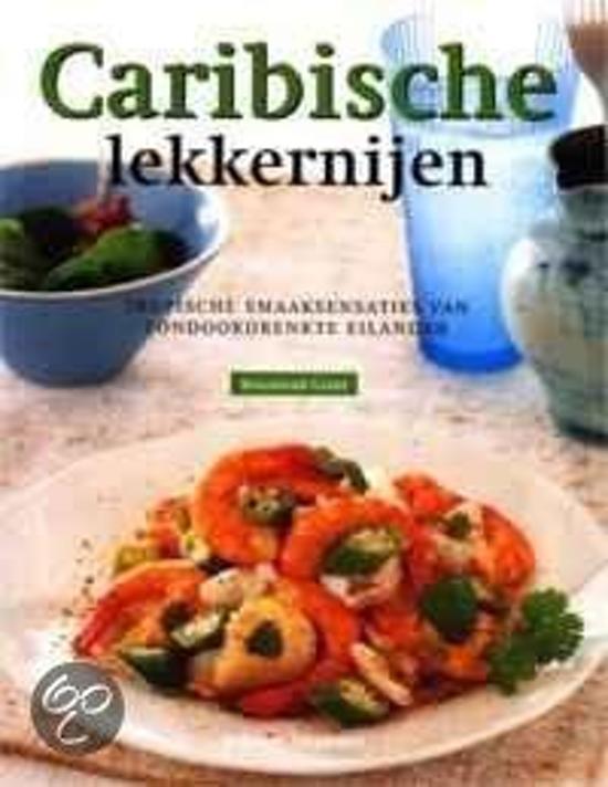Boek cover Caribische lekkernijen van Onbekend (Paperback)