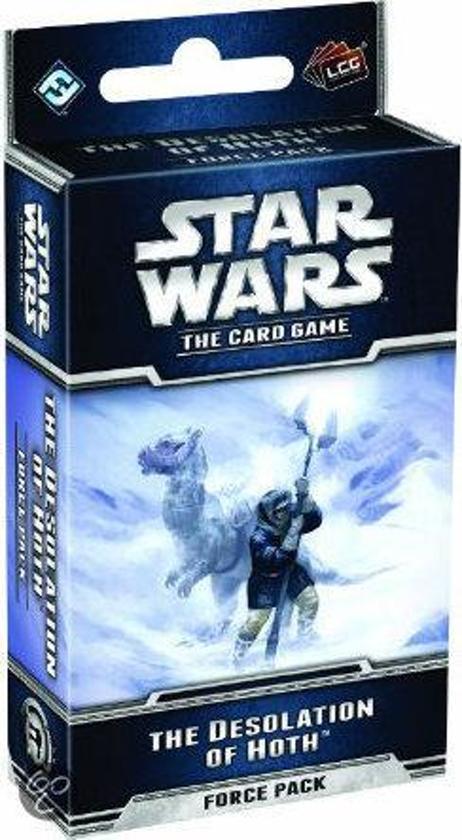 Afbeelding van het spel Star Wars LCG The Desolation of Hoth