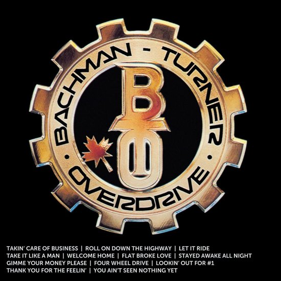 Bachman-Turner Overdrive - Icon