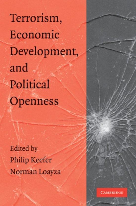 Terrorism, Economic Development, and Political Openness