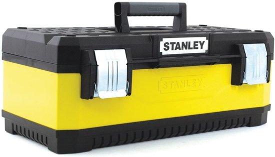 """STANLEY 1-95-612 Gereedschapskoffer MP 20""""   - Vergrendelbaar"""