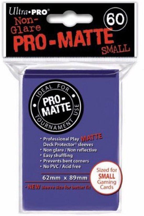 Afbeelding van het spel Sleeves Pro-Matte Blue Small D10
