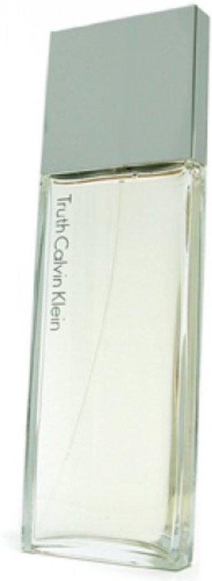 MULTI BUNDEL 2 stuks Calvin Klein Truth For Women Eau De Perfume Spray 100ml