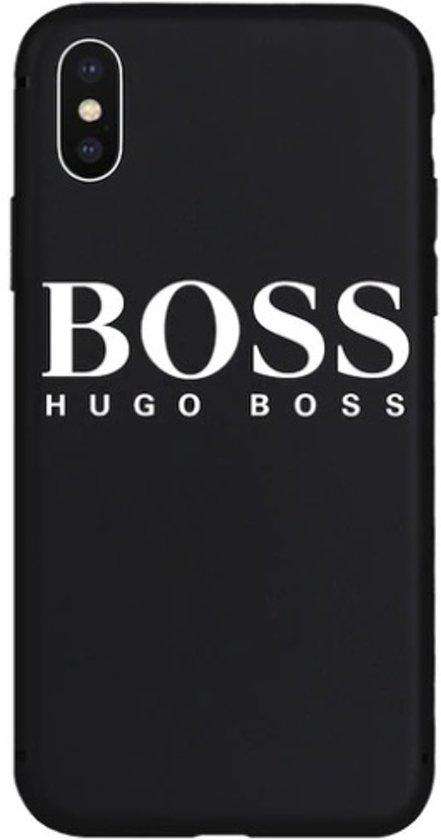size 40 2da57 102f1 bol.com   Telefoonhoesje Apple iPhone X - Hugo Boss / Case Apple ...