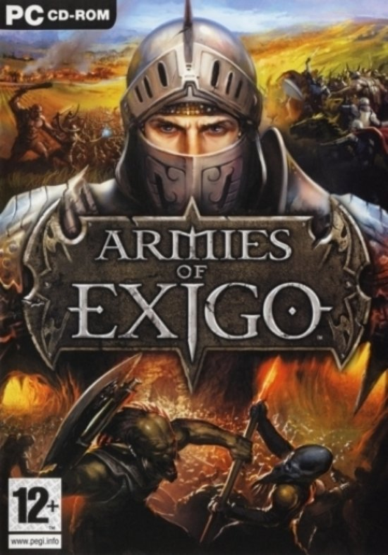 Armies Of Exigo /PC - Windows