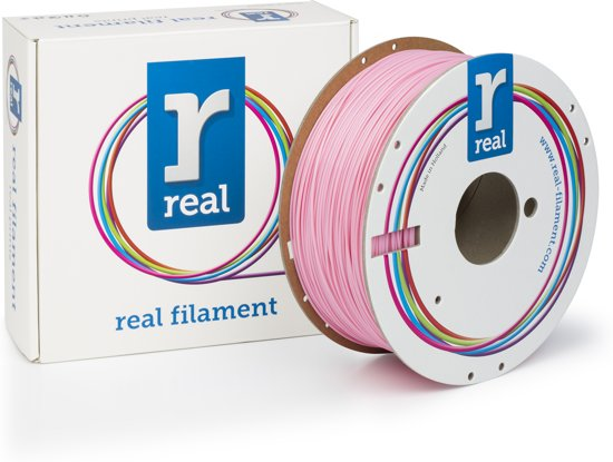 REAL Filament PLA roze 1.75mm (1kg)