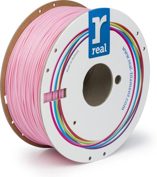 REAL Filament PLA roze 1.75mm (1kg)