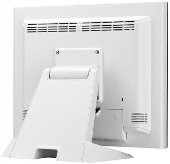 iiyama ProLite T1932MSC-W2AG 19'' 1280 x 1024Pixels Multi-touch Zwart, Wit touch screen-monitor