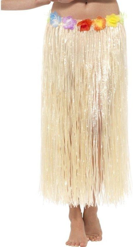 lange gekleurde rok