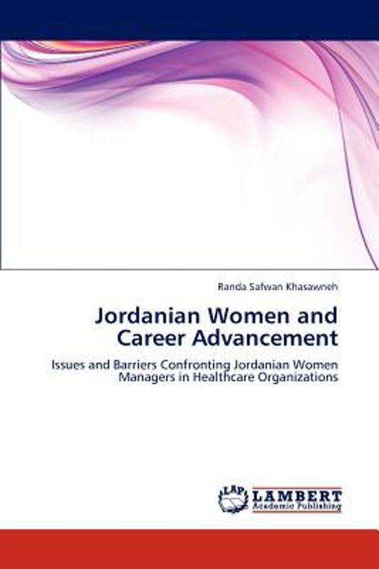Jordanian Women and Career Advancement