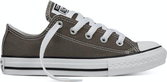8ac793b4c766f2 bol.com | Converse As Spec Ox - Sneaker laag - Jongens - Charcoal - 32