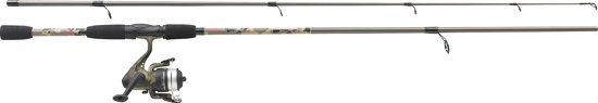 Mitchell Tanager Camo Spin 182 | 5-15g | 1.80m