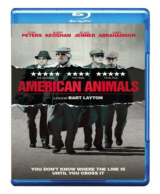 American Animals (Blu-ray)
