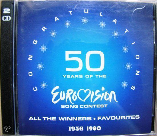 Congratulations! 50 Years Of The Eurovision Song Contest - All The Winners + Favourites 1956-1980