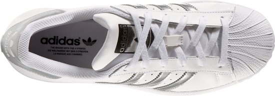 Adidas Dames Sneakers Superstar - Wit