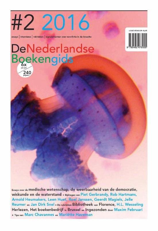 De Nederlandse Boekengids 2 De Nederlandse Boekengids 2016 2