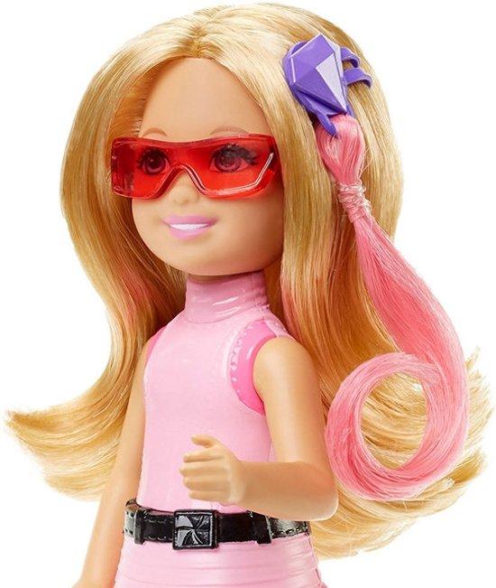 Barbie Chelsea tablet en koptelefoon