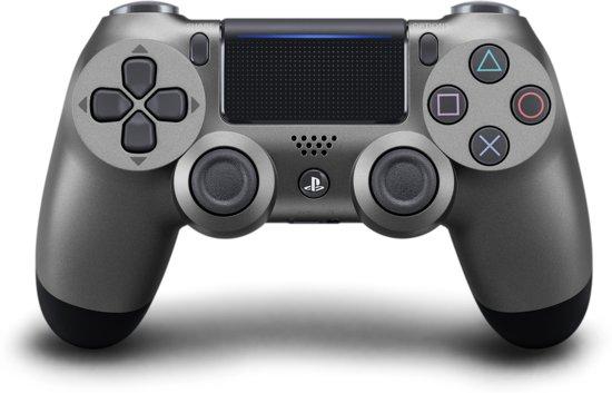 Sony PlayStation 4 Dualshock 4 V2 Controller - Steel Black - PS4