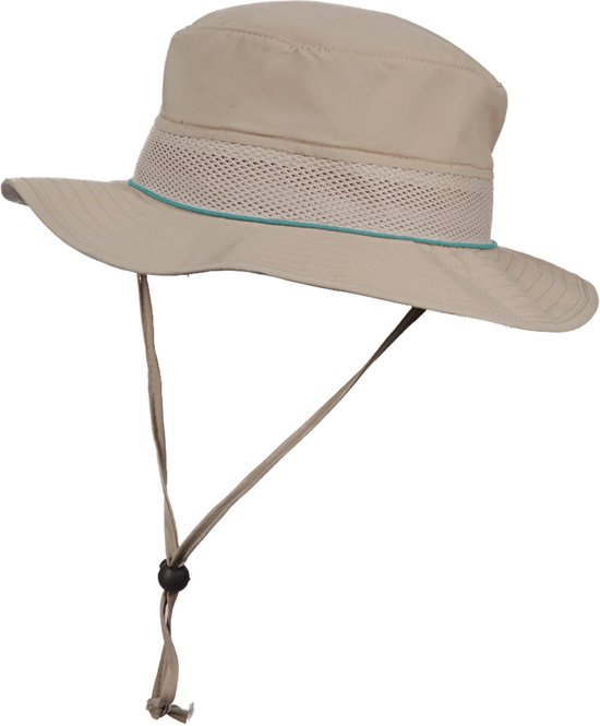 a33c1f7b26d8a4 Stetson UV beschermende Hoed Heren anti muggen - Blauw - Maat 58,5cm