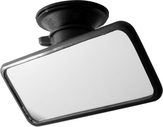 Spiegel Zonder Lijst : Bol.com binnenspiegel voor de auto met zuignap. spiegel is 15 x 6 cm