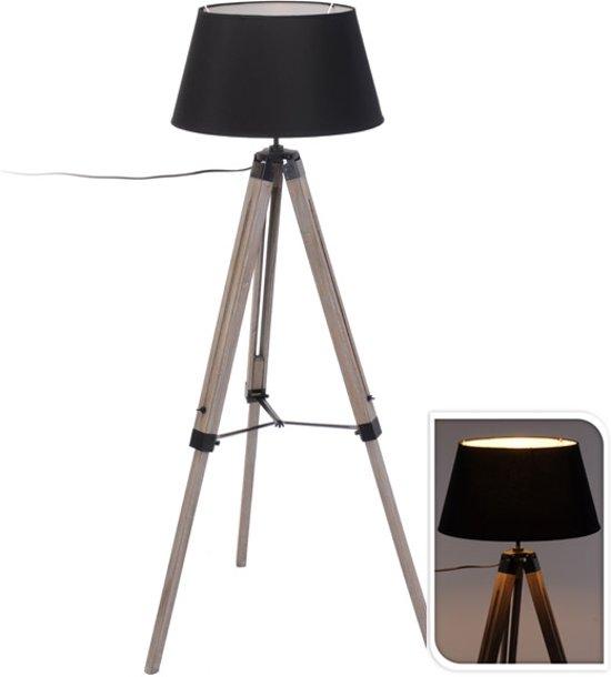 Wonderbaarlijk bol.com   Vloerlamp driepoot - Staande lamp - Lamp op statief HG-01
