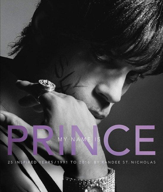 Boek cover My Name Is Prince van Randee St. Nicholas (Hardcover)