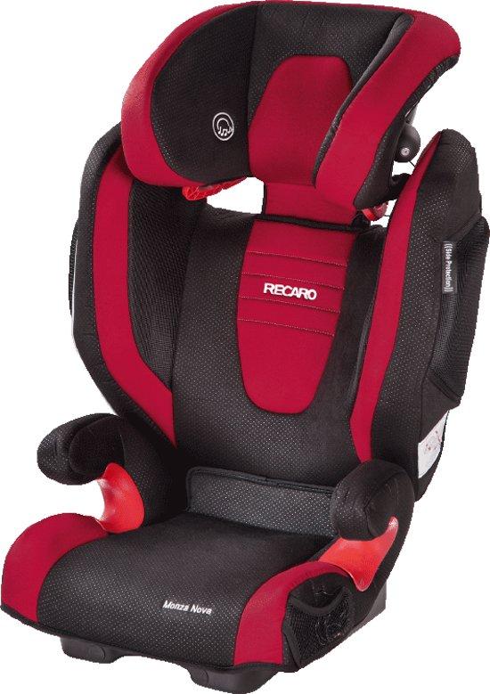 Recaro Monza Nova 2 Seatfix - Autostoel - Ruby