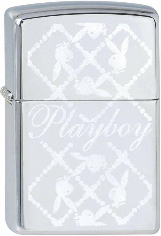 Aansteker Zippo Playboy Hidden Design
