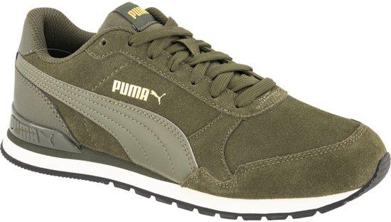 Puma Groene ST Runner V2 SD - Maat 37