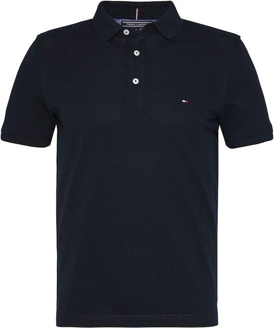 Tommy Hilfiger Poloshirt - Maat XL  - Mannen - navy