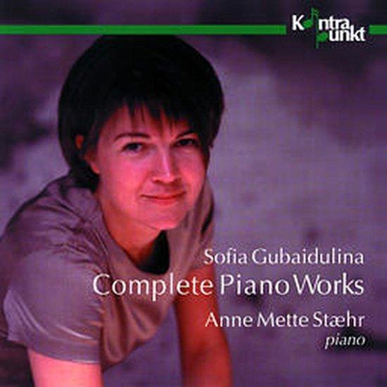 Sofia Gubaidulina: Complete Piano Works
