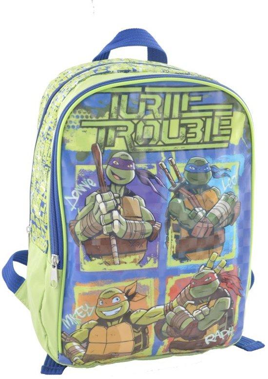 Bolcom Ninja Turtles Frames Middel Rugzak