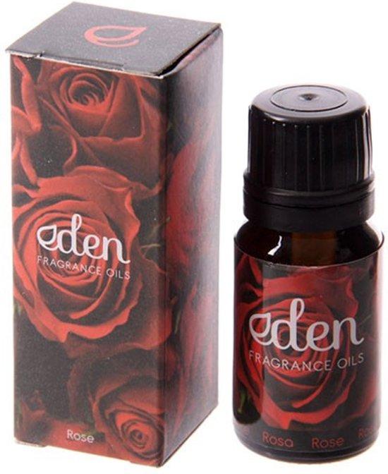 Geurolie Eden Rozen 10 ml
