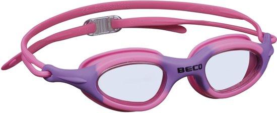 c01a7a14b95a6e bol.com | BECO kinder zwembril Biarritz - roze/paars