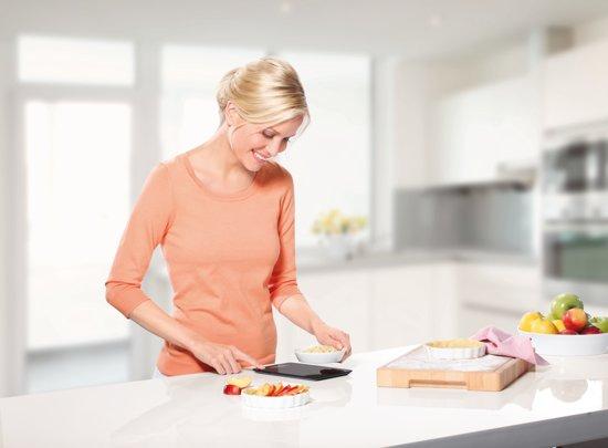 Soehnle Keukenweegschalen Keukenweegschaal Page Evolution 66178