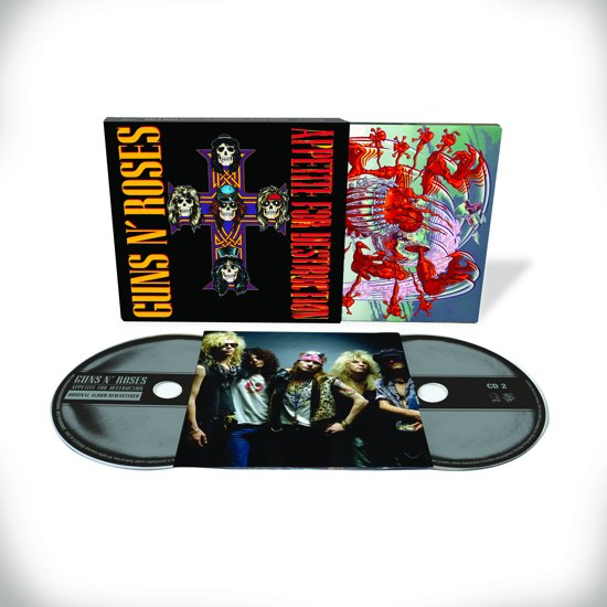 Appetite For Destruction (2CD Deluxe) (Limited Edition)