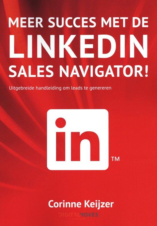 Afbeelding van Meer succes met de LinkedIn Sales Navigator!