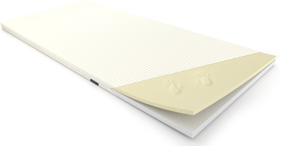 Perfectmatras Hybride Topmatras 160x200 - Memory foam & Skycell schuim