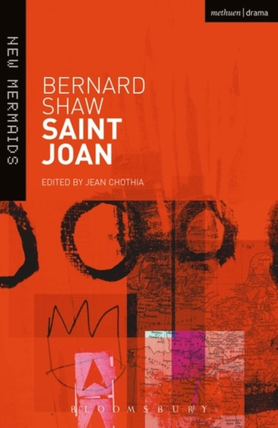 an analysis of saint joan by george bernard shaw Saint joan quotes by george bernard shaw these papers were written primarily by students and provide critical analysis of the play saint joan by george bernard shaw.
