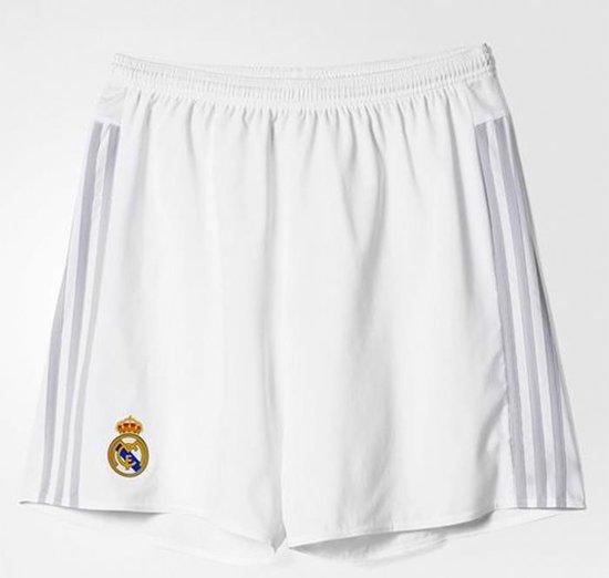 Adidas Real Madrid voetbalshort 15-16 - maat Small